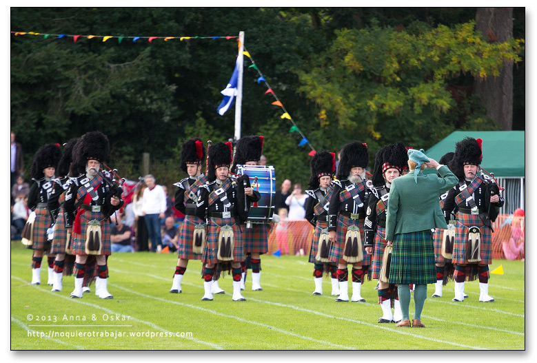 Blairgowrie and Rattray Pipe Band